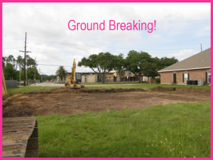 Paradiddle's Ground Breaking